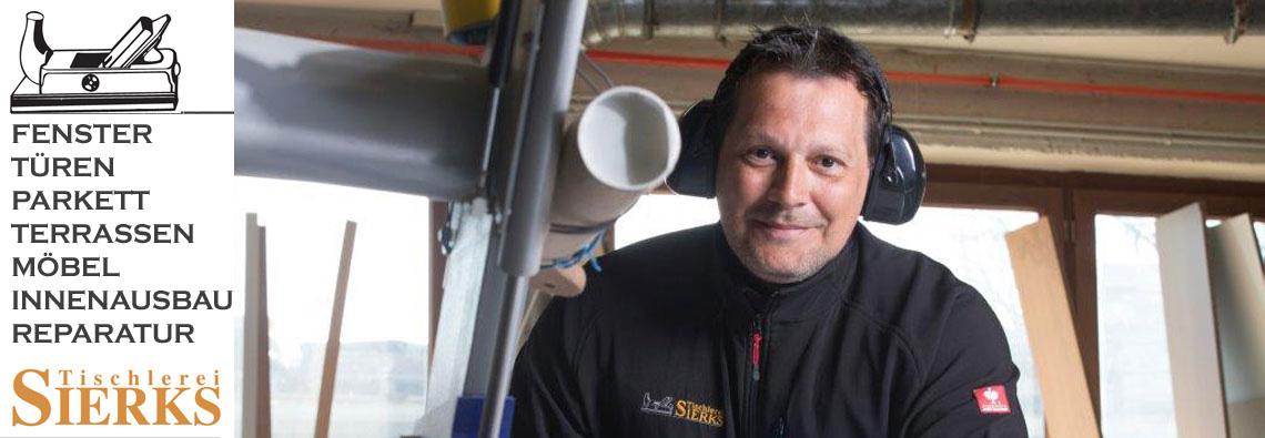 Dirk Sierks – Fachfirma für Möbeltischlerei und Bautischlerei!
